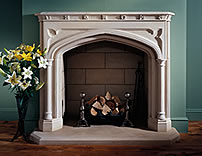 Natural Stone Fireplaces Derbyshire